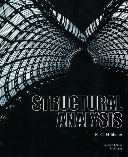 9789810680077: Structural Analysis SI (7th Edition) 7th edition by Hibbeler, Russell C. (2008) Paperback