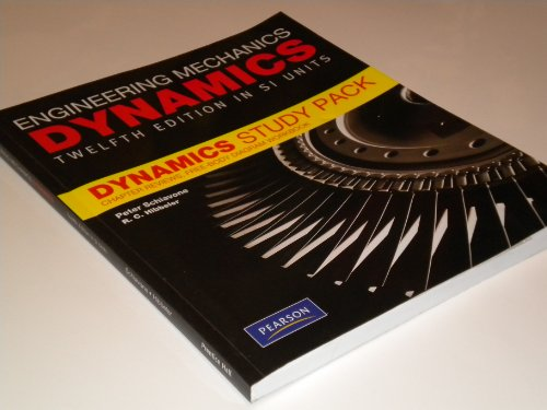 9789810681388: Engineering Mechanics Dynamics Study Pack