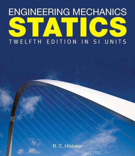 9789810683993: Engineering Mechanics: Statics Study Pack Bundle with Mastering Engineering (Static) with Pearson eText in SI units