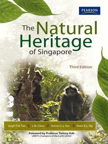 9789810684372: The Natural Heritage of Singapore