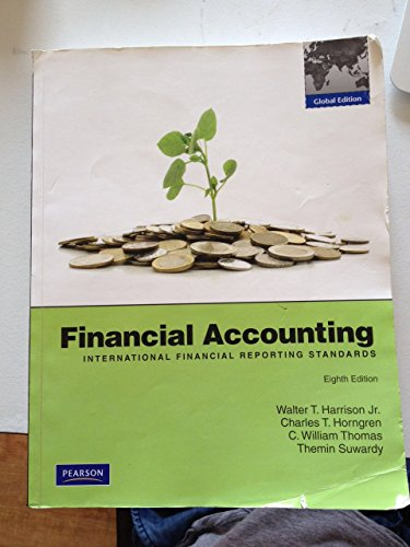 9789810684570: Financial Accounting: Global Edition