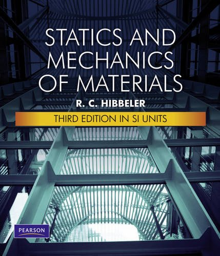 9789810686321: Statics &Mechanics of Materials SI (3rd Edition)
