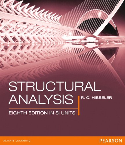 STRUCTURAL ANALYSIS,8/E, SI units: HIBBELER