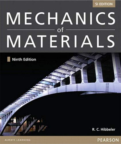 9789810694364: Mechanics of Materials, SI Edition