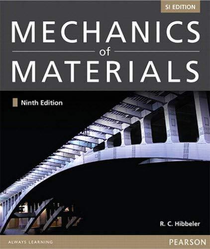 9789810694364: Mechanics of Materials, SI Edition