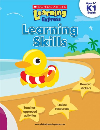 9789810713508: Scholastic Learning Express: Learning Skills