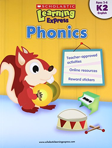 9789810713546: Scholastic Learning Express: Phonics