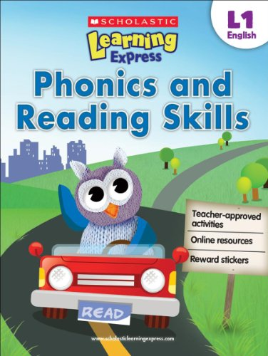 9789810713591: Scholastic Learning Express Level 1: Phonics and Reading Skills