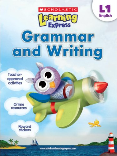 9789810713607: Grammar and Writing (Scholastic Learning Express)