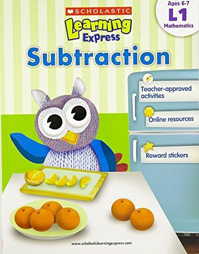 Subtraction: Scholastic Teaching Resources