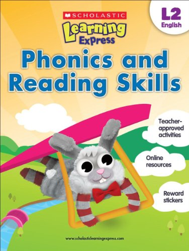 9789810713638: Scholastic Learning Express Level 2: Phonics and Reading Skills
