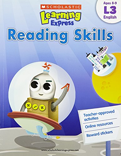 9789810713683: Scholastic Learning Express Level 3: Reading Skills