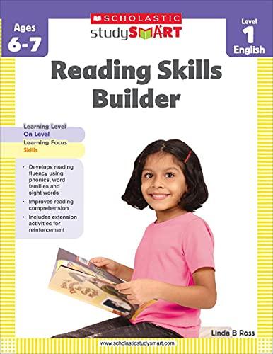 9789810713799: Scholastic Study Smart: Reading Skills Builder: Level 1