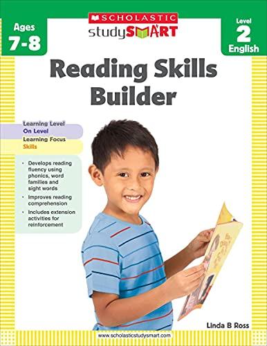 9789810713805: Scholastic Study Smart: Reading Skills Builder: Level 2