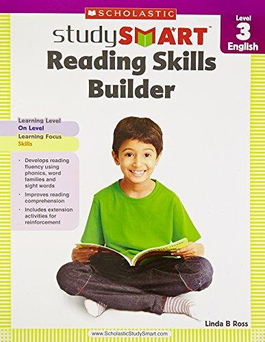 9789810713812: Scholastic Study Smart: Reading Skills Builder: Level 3