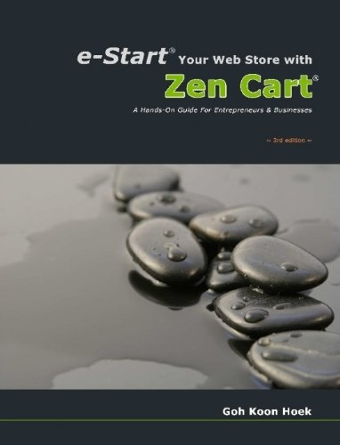 9789810717384: e-Start Your Web Store with Zen Cart (3rd edition)