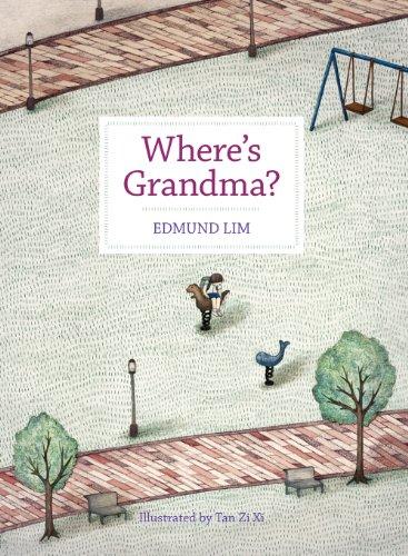 9789810720780: Where's Grandma?