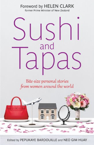 9789810728182: Sushi and Tapas: Bite-size Personal Stories from Women Around the World
