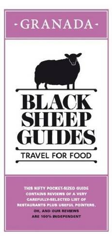 9789810731755: Black Sheep Guides. Travel for Food: Granada