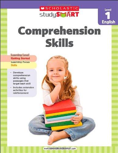 9789810732851: Scholastic Study Smart Comprehension Skills Level 1