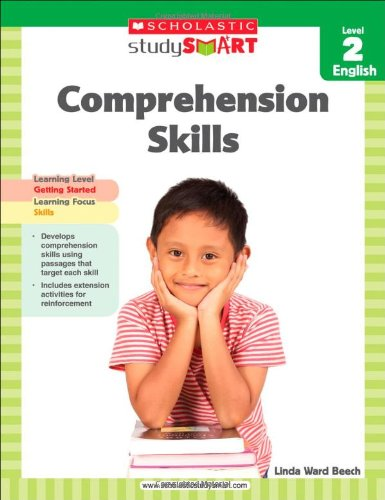 9789810732868: Scholastic Study Smart Comprehension Skills Level 2