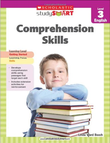 Scholastic Study Smart Comprehension Skills Level 3 (9789810732875) by Scholastic