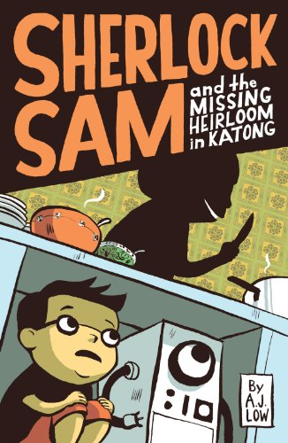 Sherlock Sam and the Missing Heirloom in: Low, A.J.; Jimenez,