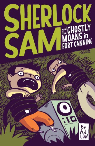 Sherlock Sam and the Ghostly Moans in: Low, A.J; Jimenez,