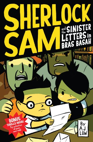 Sherlock Sam and the Sinister Letters in: Low, A.J.; Jimenez,