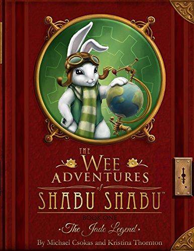 9789810759766: The Wee Adventures of Shabu Shabu - Book 1 - The Jade Legend (Volume 1)