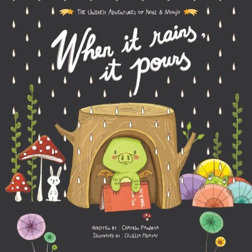 9789810787288: When It Rains, It Pours (The Unlikely Adventures of Nogi & Monjo) (Volume 1)