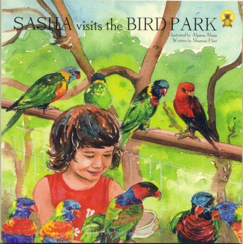 9789810800178: Sasha Visits the Bird Park