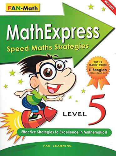 MathExpress: Speed Maths Strategies, Level 5 (FAN-Math): Li Fanglan