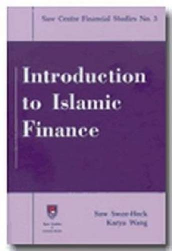 9789810808372: Introduction to Islamic Finance