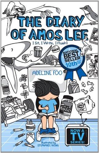9789810824846: The Diary of Amos Lee 1: I Sit, I Write, I Flush!