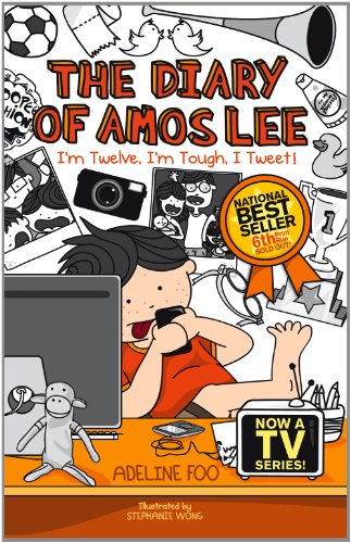 9789810871321: Diary of Amos Lee 3: I'm Twelve, I'm Tough, I Tweet!