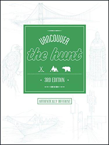 The HUNT Vancouver: Adrian Harris; Jeremy