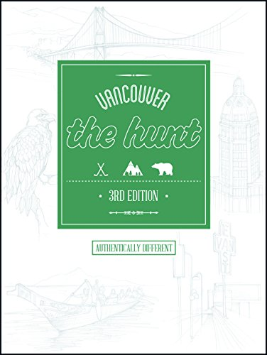 9789810919917: The HUNT Vancouver