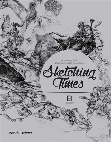9789810939632: Sketching Times: Inspiration from 25 Artists' Sketch Selections
