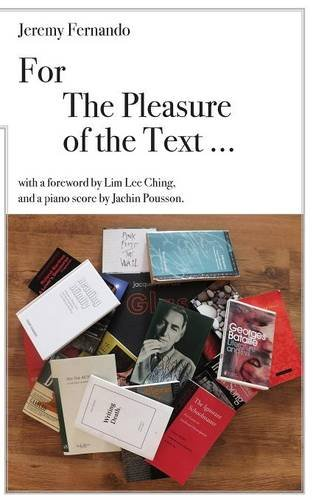 9789810979034: For The Pleasure of The Text ...
