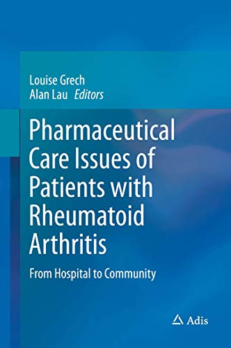 Pharmaceutical Care Issues Of Patients W
