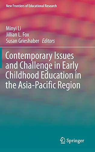 9789811022050: Contemporary Issues and Challenge in Early Childhood Education in the Asia-Pacific Region (New Frontiers of Educational Research)