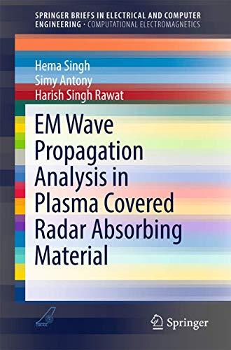 EM Wave Propagation Analysis in Plasma Covered: Hema Singh