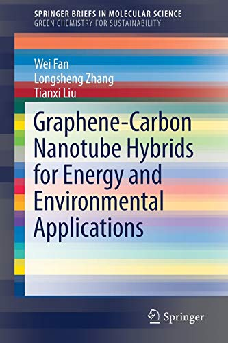 9789811028021: Graphene-Carbon Nanotube Hybrids for Energy and Environmental Applications (SpringerBriefs in Molecular Science)
