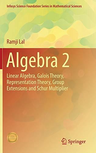 Algebra 2.: Lal, Ramji: