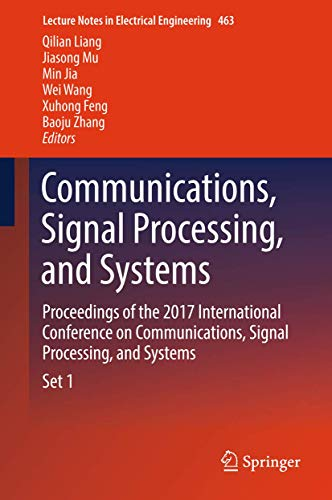 Communications, Signal Processing, and