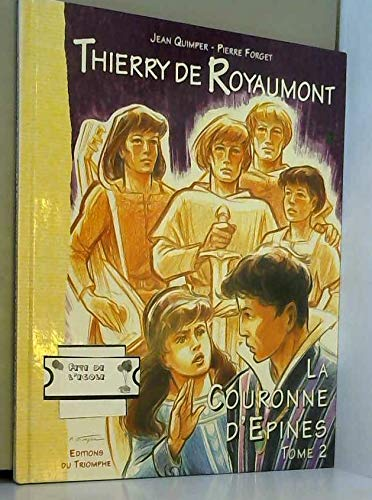 9789811158001: La Couronne d'�pines, tome 1