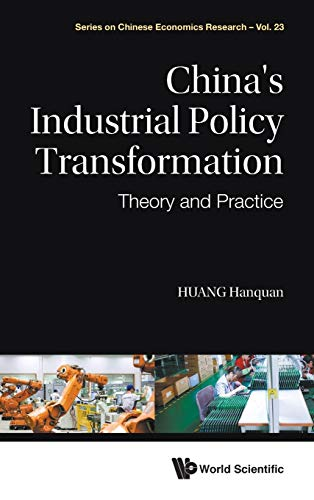 China) Huang  Hanquan (National Development And Reform Commission, China`s Industrial Policy Transformation: Theory And Practice