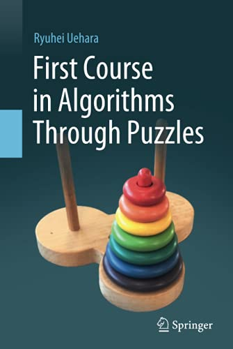 9789811331879: First Course in Algorithms Through Puzzles