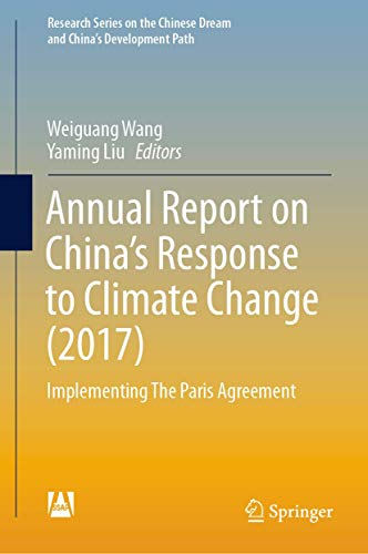 Annual Report on China?s Response to Climate: Weiguang Wang